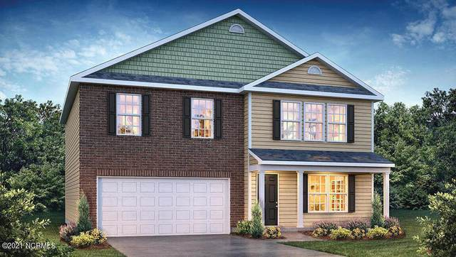 4561 Sandstone Drive, Greenville, NC 27858 (MLS #100282801) :: Stancill Realty Group
