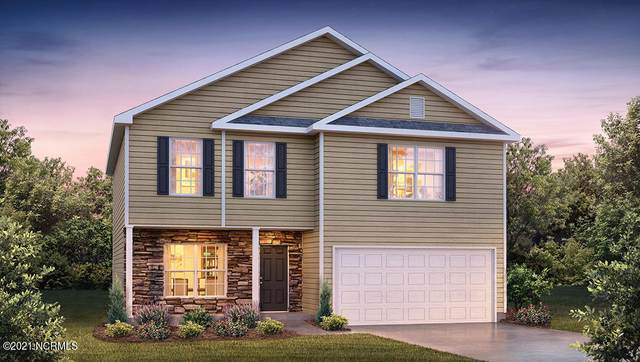4549 Sandstone Drive, Greenville, NC 27858 (MLS #100282802) :: Stancill Realty Group