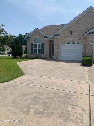 2101 Dovedale Drive A, Greenville, NC 27834 (MLS #100282805) :: The Cheek Team