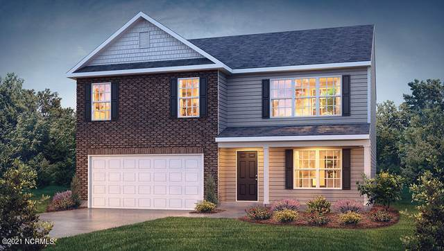 4553 Sandstone Drive, Greenville, NC 27858 (MLS #100282806) :: Stancill Realty Group
