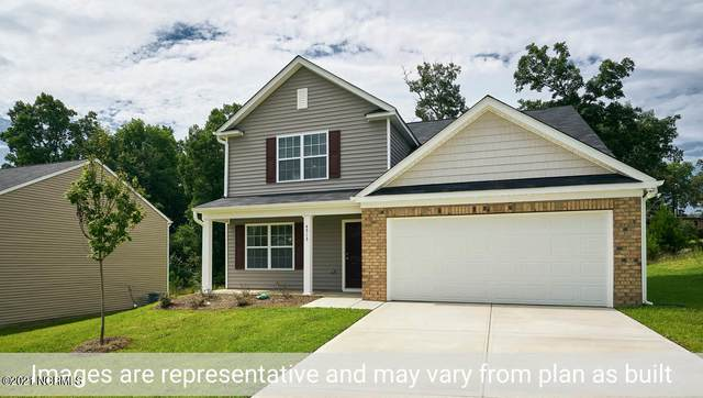 4552 Sandstone Dr Drive, Greenville, NC 27858 (MLS #100282808) :: Stancill Realty Group