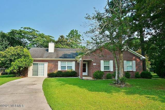504 Wolf Glen Court, Jacksonville, NC 28546 (MLS #100282823) :: Great Moves Realty