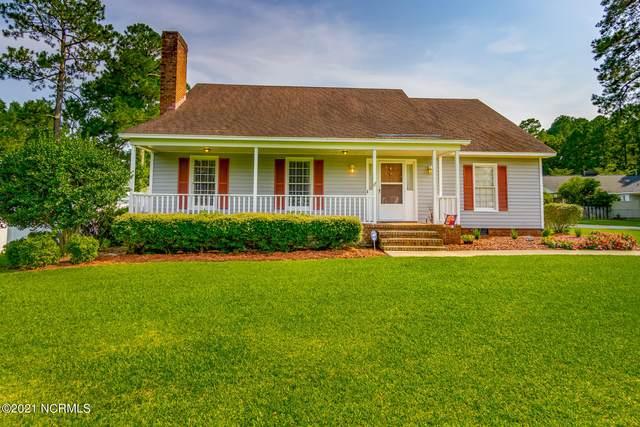 2902 Hillman Road, Kinston, NC 28504 (MLS #100282824) :: Berkshire Hathaway HomeServices Prime Properties