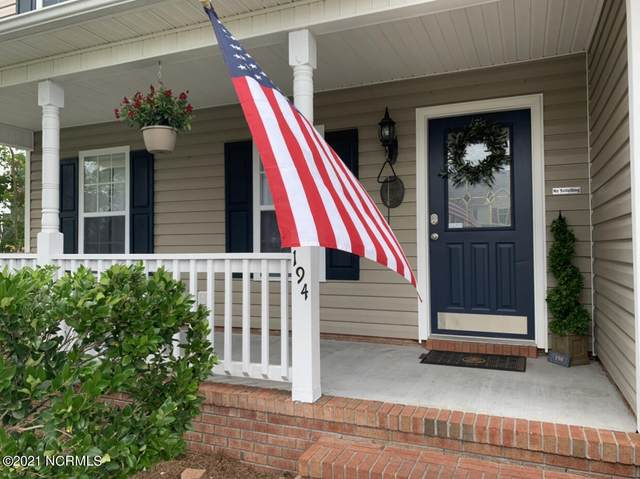 194 Bridlewood Drive, Jacksonville, NC 28540 (MLS #100282827) :: Great Moves Realty