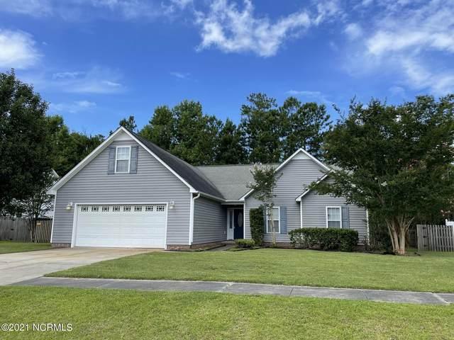 409 Marshas Way, Havelock, NC 28532 (MLS #100282831) :: Great Moves Realty