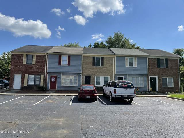 104 Chesterfield Court #19, Greenville, NC 27834 (MLS #100282840) :: Stancill Realty Group