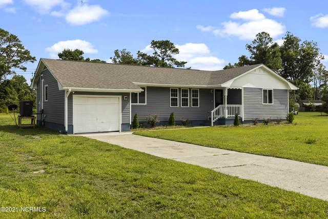 133 Moore Lane, Marshallberg, NC 28553 (MLS #100282860) :: Great Moves Realty