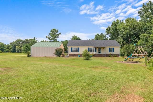 168 Miller Farm Lane, Beulaville, NC 28518 (MLS #100282866) :: Frost Real Estate Team