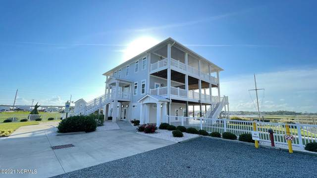 111 N New River Drive H11, Surf City, NC 28445 (MLS #100282869) :: Great Moves Realty