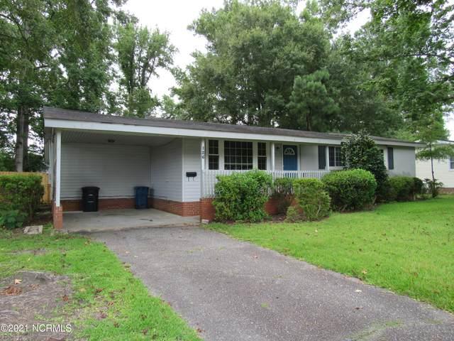 126 Bosco Drive, Jacksonville, NC 28540 (#100282877) :: Rachel Kendall Team