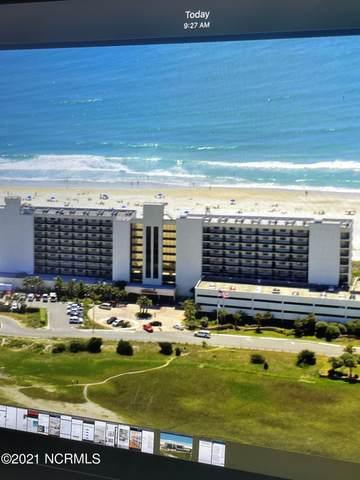 2700 N Lumina Avenue N Unit 510, Wrightsville Beach, NC 28480 (MLS #100282879) :: Donna & Team New Bern