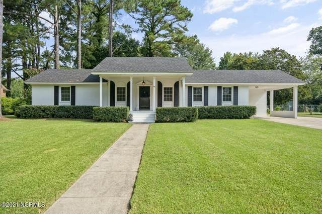 1110 Parkside Drive NW, Wilson, NC 27896 (MLS #100282902) :: Vance Young and Associates