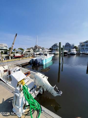 D-11 Keelson Row, Bald Head Island, NC 28461 (MLS #100282903) :: Welcome Home Realty