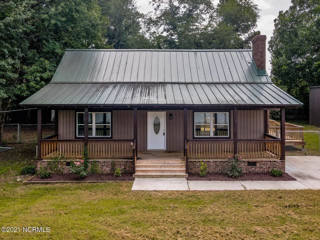 2860 E Firetower Road, Greenville, NC 27858 (MLS #100282927) :: Stancill Realty Group