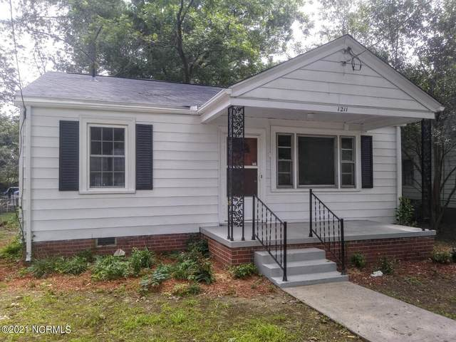 1211 Boone Street, Rocky Mount, NC 27803 (MLS #100282929) :: The Oceanaire Realty