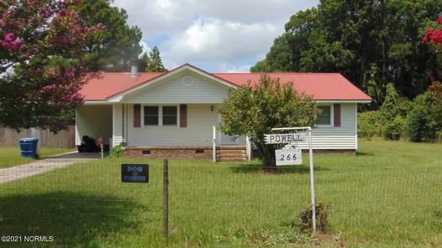 266 6th Street, Aurora, NC 27806 (MLS #100282939) :: RE/MAX Elite Realty Group