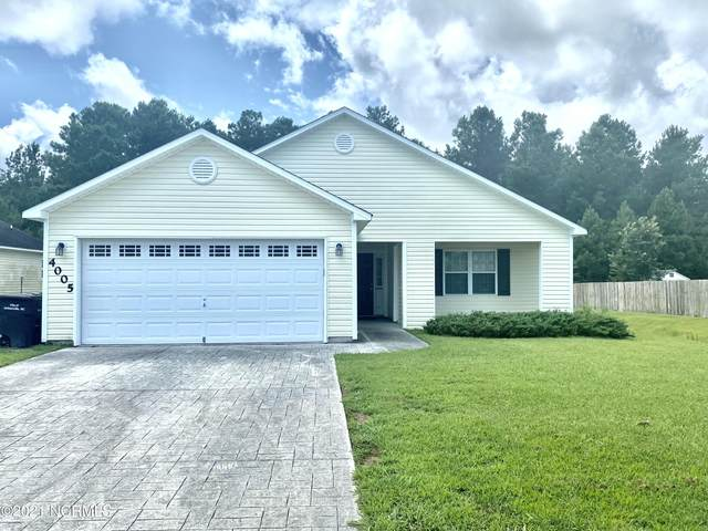 4005 W W T Whitehead Drive, Jacksonville, NC 28546 (MLS #100282965) :: Great Moves Realty