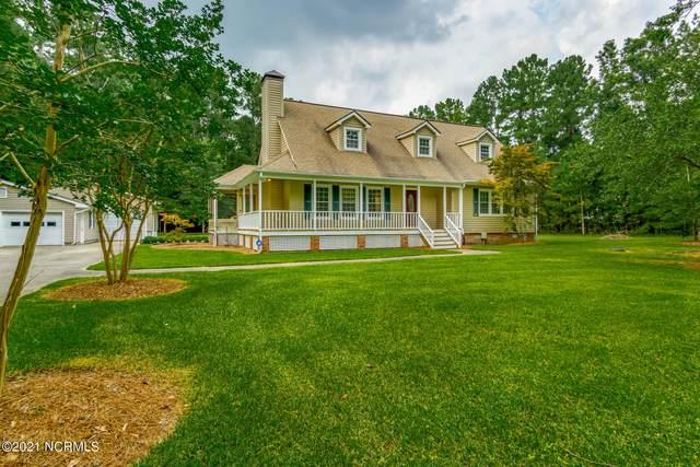 308 N Ridge Road, New Bern, NC 28560 (MLS #100282966) :: Frost Real Estate Team