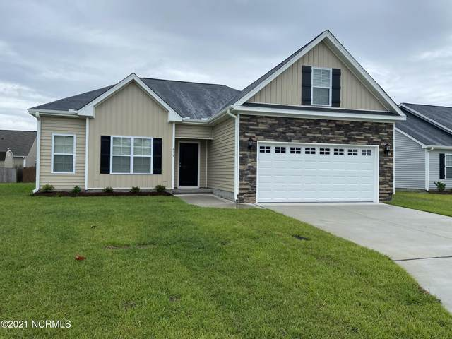 617 Moonstone Court, Winterville, NC 28590 (MLS #100282979) :: Stancill Realty Group