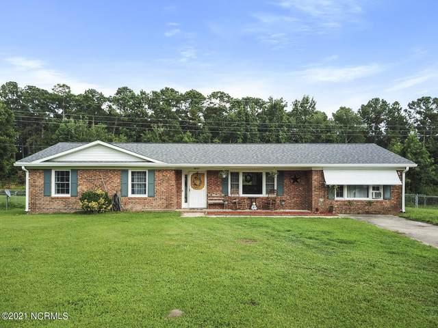 205 Maplehurst Drive, Jacksonville, NC 28540 (MLS #100282991) :: Great Moves Realty