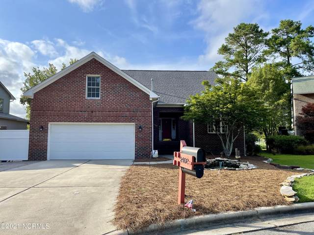 2408 Turtle Bay Drive, New Bern, NC 28562 (MLS #100282997) :: Frost Real Estate Team