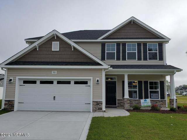 385 Holly Grove, Winterville, NC 28590 (MLS #100282999) :: Stancill Realty Group