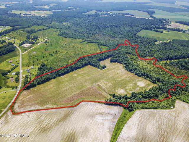 63.43ac Hadley Collins Road, Maysville, NC 28555 (MLS #100283006) :: The Oceanaire Realty