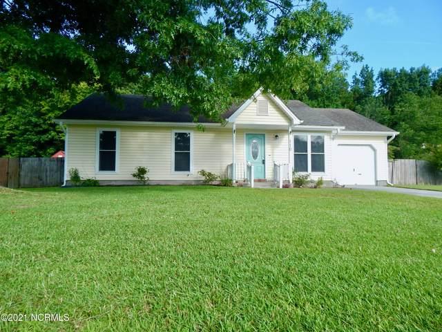 110 Falcon Crest Road, Jacksonville, NC 28540 (MLS #100283011) :: CENTURY 21 Sweyer & Associates