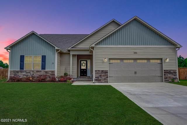 686 Aria Lane, Hubert, NC 28539 (MLS #100283012) :: Barefoot-Chandler & Associates LLC
