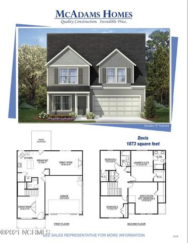 1461 Branch Row, Wilmington, NC 28405 (MLS #100283042) :: Great Moves Realty