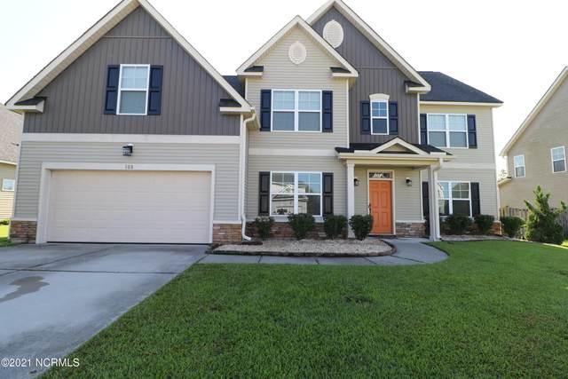 108 Pine Lakes Drive, Maple Hill, NC 28454 (MLS #100283046) :: David Cummings Real Estate Team