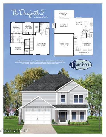 5961 Appomattox Drive, Wilmington, NC 28409 (MLS #100283080) :: Great Moves Realty