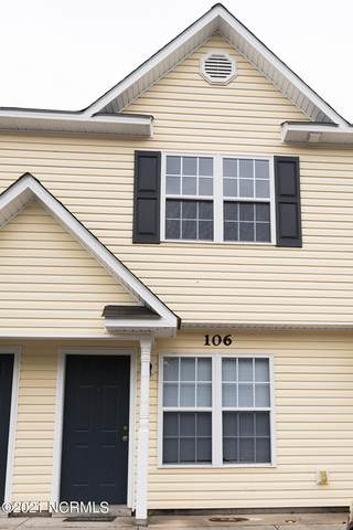 106 Cornerstone Place, Jacksonville, NC 28546 (MLS #100283084) :: Frost Real Estate Team