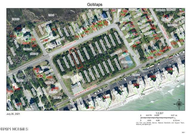Lot 4 Sea Gull Lane, North Topsail Beach, NC 28460 (MLS #100283088) :: Courtney Carter Homes