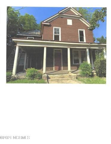 210 Vance Street NE, Wilson, NC 27893 (MLS #100283102) :: Coldwell Banker Sea Coast Advantage