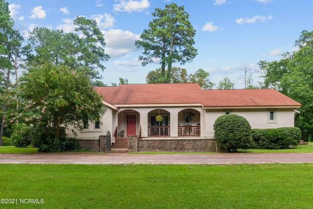 640 Butler Ford Road, Vanceboro, NC 28586 (MLS #100283126) :: CENTURY 21 Sweyer & Associates