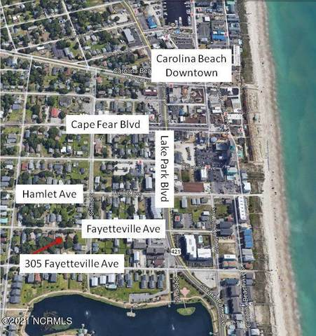 305 Fayetteville Avenue, Carolina Beach, NC 28428 (MLS #100283135) :: The Cheek Team