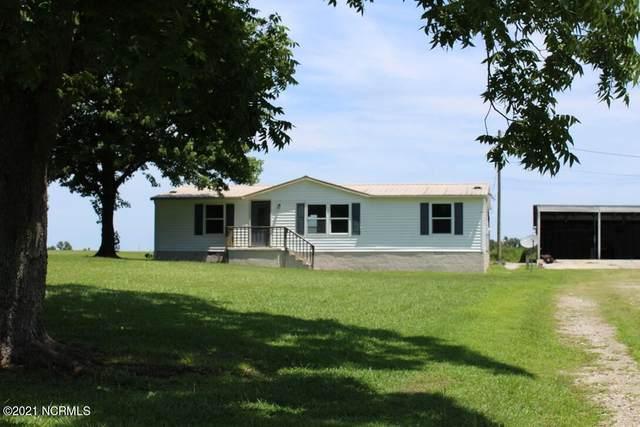 1236 Gregory Fork Road, Richlands, NC 28574 (MLS #100283136) :: Courtney Carter Homes