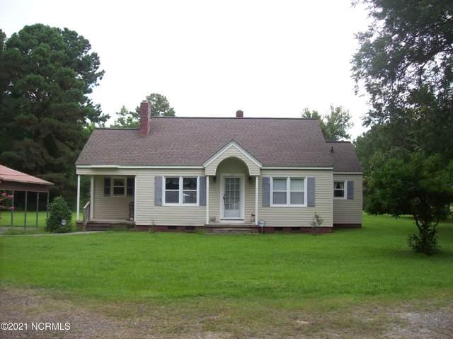 617 Merritt Road, Chadbourn, NC 28431 (MLS #100283164) :: CENTURY 21 Sweyer & Associates