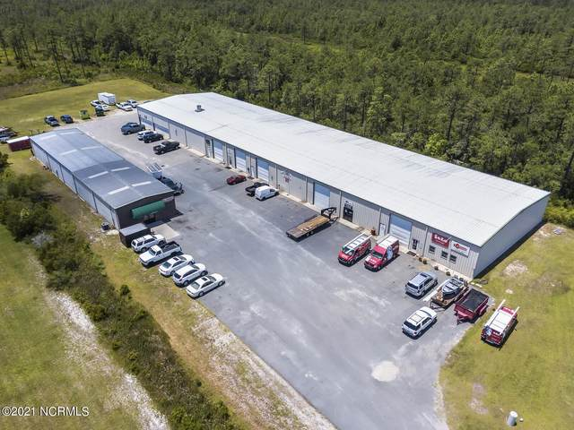3846 George II Highway SE, Southport, NC 28461 (MLS #100283170) :: Stancill Realty Group