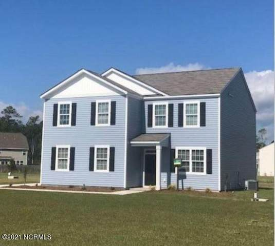391 High Ridge Court #33, Sneads Ferry, NC 28460 (MLS #100283190) :: Stancill Realty Group