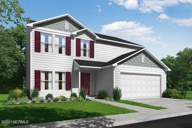 4054 Linwood Smith Court, Ayden, NC 28513 (MLS #100283193) :: Stancill Realty Group