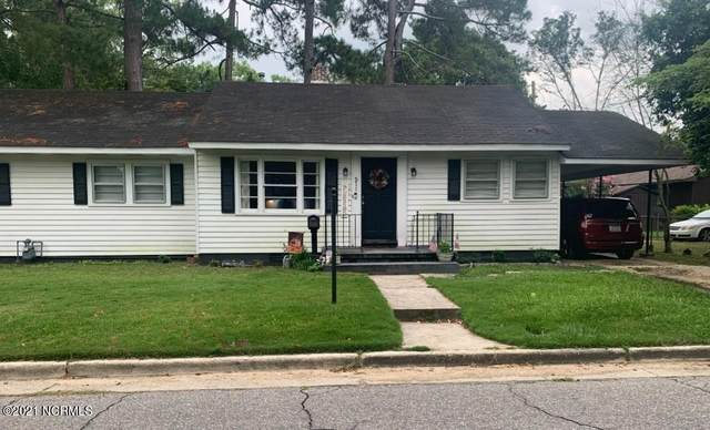 511 Prince Street, Laurinburg, NC 28352 (MLS #100283209) :: Donna & Team New Bern