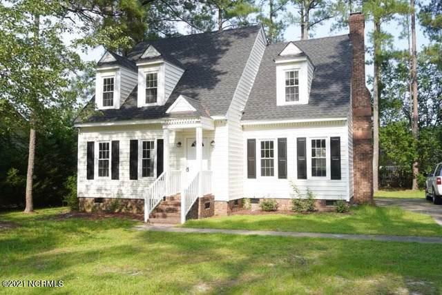 1733 Burnt Mill Road, Rocky Mount, NC 27804 (MLS #100283217) :: Shapiro Real Estate Group