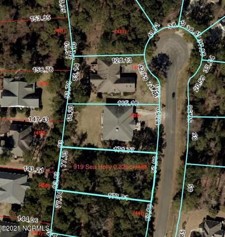 919 Sea Holly Court, New Bern, NC 28560 (MLS #100283228) :: Lynda Haraway Group Real Estate