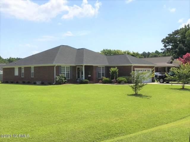 129 Hidden Pond Drive, New Bern, NC 28562 (MLS #100283241) :: Frost Real Estate Team