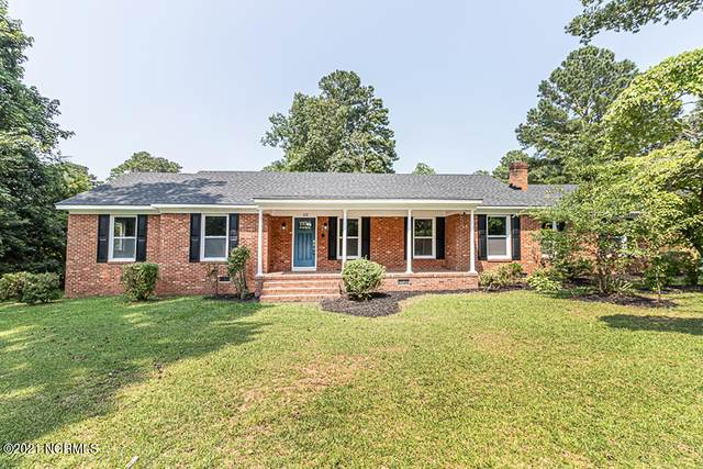 102 Longwood Drive, Pinetops, NC 27864 (MLS #100283242) :: Great Moves Realty