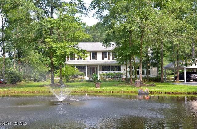 8403 Horse Branch Road, Willard, NC 28478 (MLS #100283245) :: Thirty 4 North Properties Group