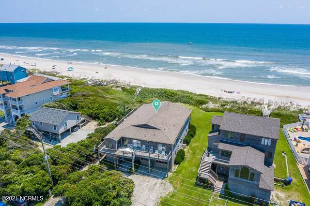 3592 Island Drive, North Topsail Beach, NC 28460 (MLS #100283252) :: Stancill Realty Group