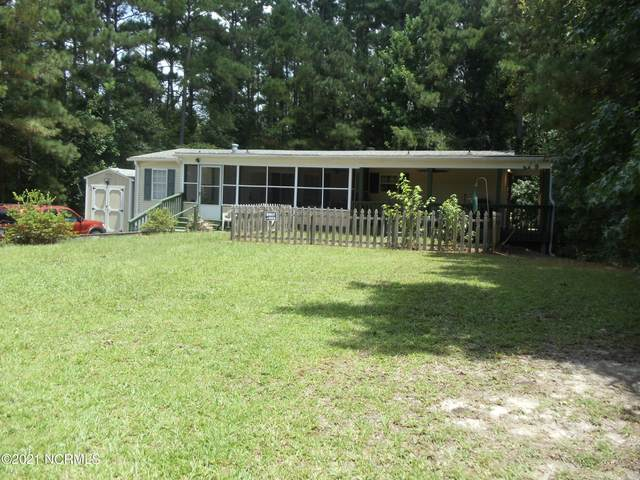 562 Riggs Road, Hubert, NC 28539 (MLS #100283261) :: Vance Young and Associates